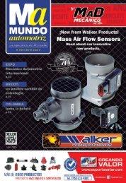 Mundo Automotriz La Revista No. 244 Julio 2016