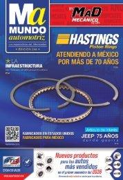 Mundo Automotriz La Revista No. 246 Septiembre 2016