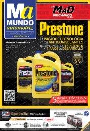 Mundo Automotriz La Revista No. 247 Octubre 2016