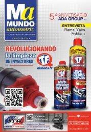Mundo Automotriz La Revista No. 226 Enero 2015