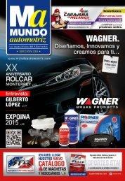 Mundo Automotriz La Revista No. 230 Mayo 2015