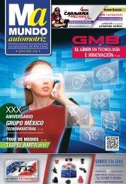 Mundo Automotriz La Revista No. 232 Julio 2015