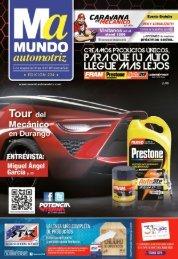 Mundo Automotriz La Revista No. 234 Septiembre 2015