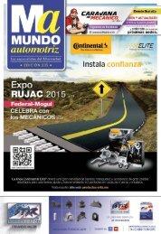 Mundo Automotriz La Revista No. 235 Octubre 2015