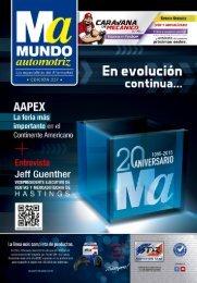 Mundo Automotriz La Revista No. 237 Diciembre 2015