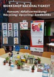Nachhaltigkeitsworkshop