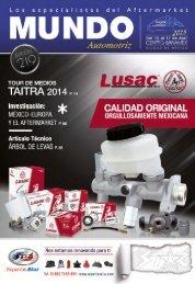 Mundo Automotriz La Revista No. 219 Junio 2014