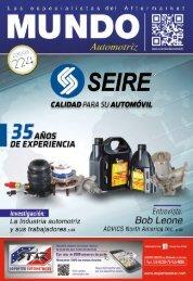 Mundo Automotriz La Revista No. 224 Noviembre 2014