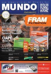 Mundo Automotriz La Revista No. 225 Diciembre 2014