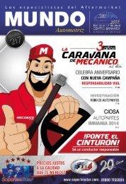 Mundo Automotriz La Revista No.217 Abril 2014