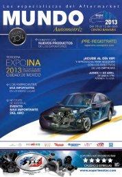 Mundo Automotriz La Revista No. 204 Marzo 2013