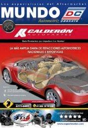 Mundo Automotriz La Revista No. 201 Diciembre 2012