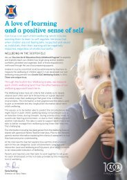 ELC Wellbeing   Scotch College Adelaide