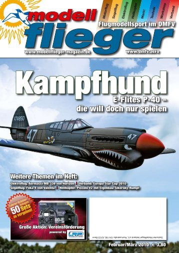 powered by - Modellflieger - DMFV