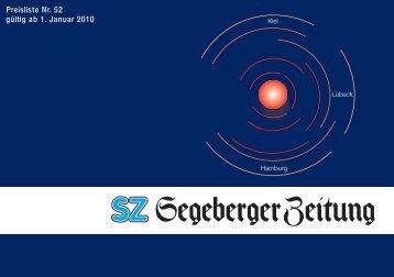 Allgemeine Verlagsangaben - Die-Zeitungen.de