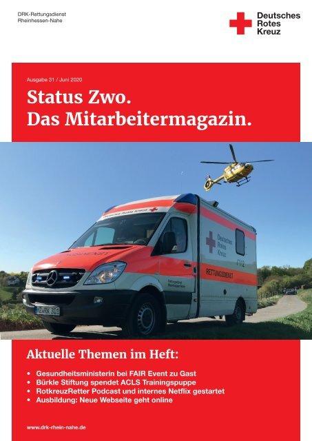 STATUS ZWO - Digitalmagazin - Ausgabe 31