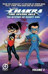 Chakra The Invincible - Volume 3