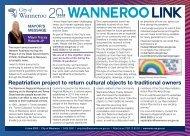Wanneroo Link 4 June 2020