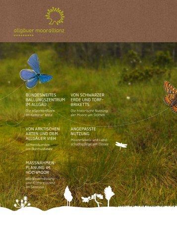 Die Allgäuer Moorallianz