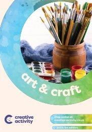 Creative Activity 2020 Art Catalogue