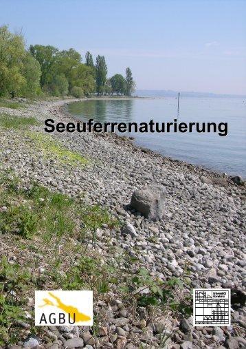 Seeuferrenaturierung - Arbeitsgruppe Bodenseeufer (AGBU)