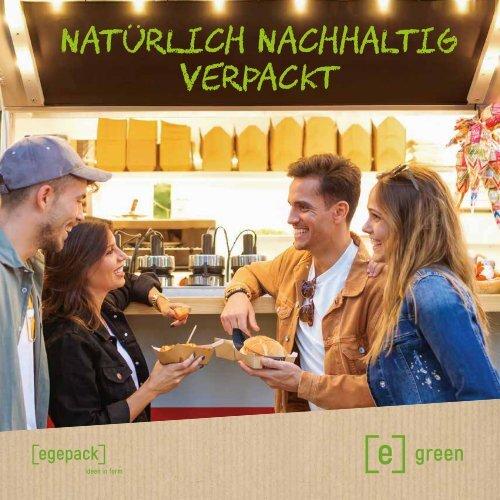 [e] green – NATÜRLICH NACHHALTIG VERPACKT