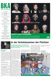 Berner Kulturagenda - Freitagsausgabe