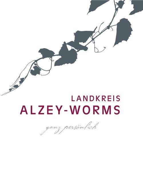 Landkreis Alzey-Worms ganz persönlich