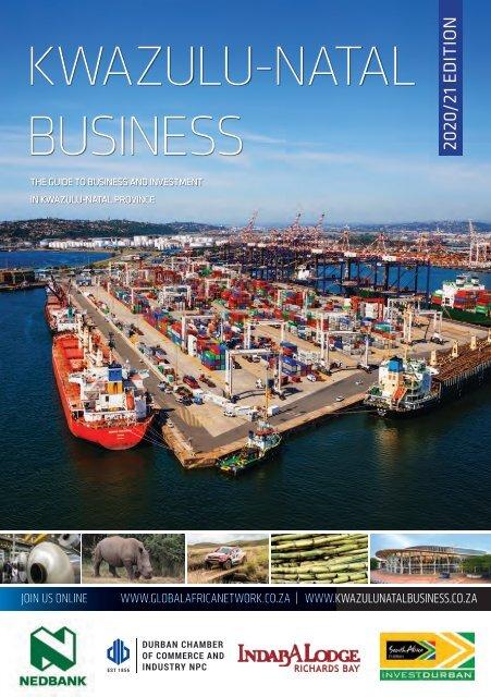KwaZulu-Natal Business 2020-21 edition
