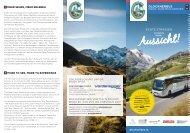 Glocknerbus Folder 2020