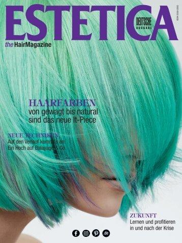 Estetica Magazine Deutsche Ausgabe (2/2020)