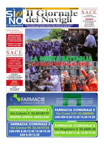 Giornale dei Navigli n. 22 - 5 giugno 2020