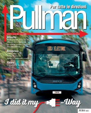 Pullman n. 33 - marzo 2020