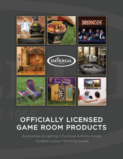 2020 Imperial Licensed Catalog