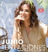 Tentaciones Junio 2020 - Chemisette
