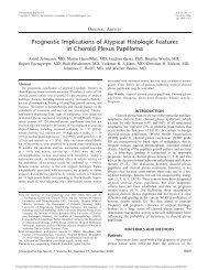Jeibmann et al PDF - Department of Pathology - University of ...