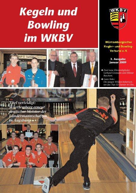 Kegeln und Bowling im WKBV