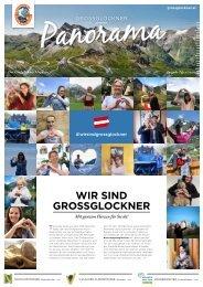 Glockner Panorama Magazin 1 2020
