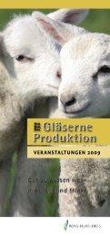 VERANSTALTUNGEN 2009 - Landratsamt Rems-Murr-Kreis