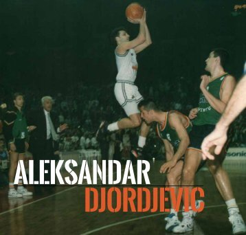 ALEKSANDAR DJORDJEVIC - 101 Greats of European Basketball
