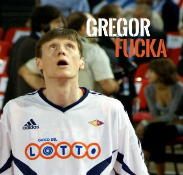 GREGOR FUCKA - 101 Greats of European Basketball