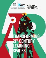 UNESCO MGIEP's Annual Report 2019