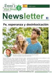 Fe, esperanza y desintoxicación