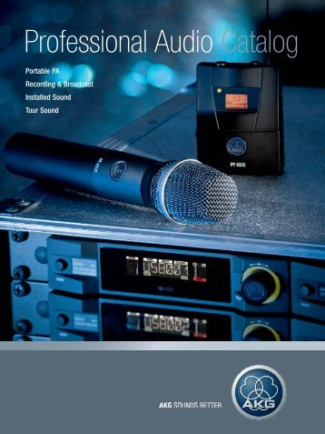 Microphones - AudioMaster