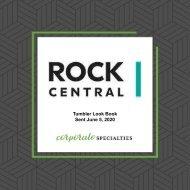 Rock Central Tumbler Look Book
