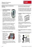 Ersparnis bei der modernen Ölheizung - 24h-Notfallservice.: www.b ... - Seite 7
