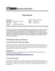 ShellCertificate revised - City of Toronto