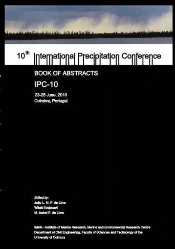 Abstracts Oral Communications - Universidade de Coimbra