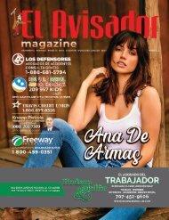 El Avisador Magazine SAC #JUN 2020