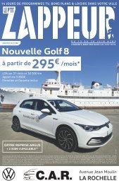 Le P'tit Zappeur - Larochelle #283